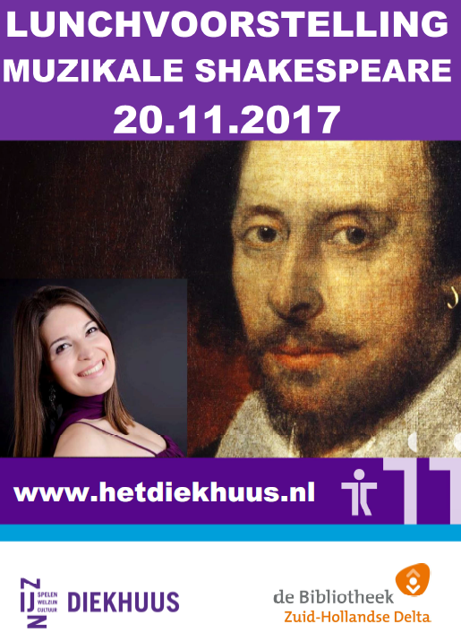 20171120 afb pleinposter Lunchvoorstelling Shakespeare